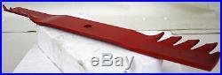 16' Gator Mulch Lawnmower Blade Set (11) 5/8 CH Toro 580D Groundsmaster 69-6920