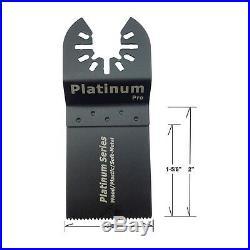 18 Pc Set Oscillating Multi Tool Saw Blade For Fein BOSCH Dremel Makita Bi metal
