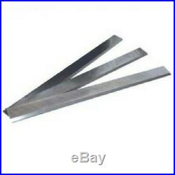 4 x 5/8 x 1/8 Jointer Knives Set'FREE SHIPPING' 3 blades/pk