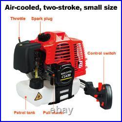 52CC Gas Power Brush Cutter Grass Trimmer Powerful Cutter for Garden Mowing