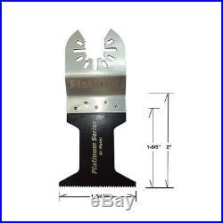 72 Pc Set Oscillating Multi Tool Saw Blade For Fein BOSCH Dremel Makita Bi metal