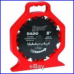 8 Freud Stack Dado Blade Set SD208