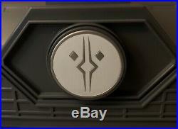 AHSOKA TANO Star Wars Legacy Lightsabers + 2 Blade Set 26+36 Disney Galaxy Edge