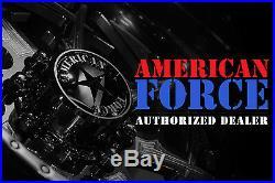 AMERICAN FORCE BLADE SS5 MIRROR POLISH 20x12 WHEELS RIMS 5 LUG (set of 4)