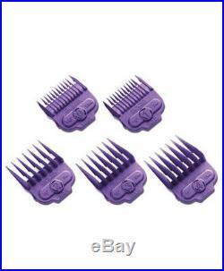 Andis Attach Comb-magnet 5 Set #66345 (0-4) Nano Fade, Master, Fast Feed Clipper