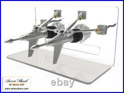 Arrow Shark-2020 Blade-X Arneson Surface Drive & Twin Set Up