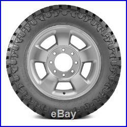 Atturo Set of 4 Tires P255/55R19 S TRAIL BLADE M/T All Terrain / Off Road / Mud