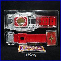 Bandai Kamen Masked Rider Blade DX BLAY BUCKLE Transformation Henshin Belt Set