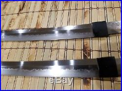 Bare blade DYI daisho set