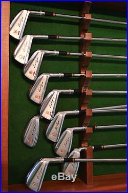 Ben Hogan Iron Set Apex Bh Grind 1/e Original 1990 Forged Blade Irons