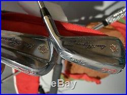 Ben hogan apex iron set, True Blades For True Golfers
