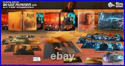 Blade Runner 2049 (Filmarena) 4K 3D Blu-Ray Steelbook Set New+Mint Last Copy