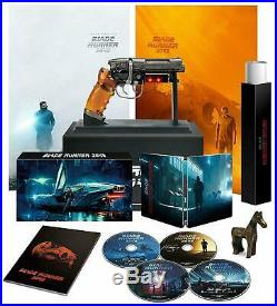 Blade Runner 2049 Premium Box Set Japan 3000 pcs Limited Edition F/S New