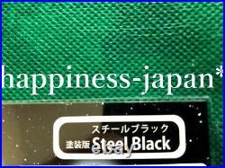 Blade Runner Blaster Realfoam Water Gun Steel Black Clear Black 2 Set Japan New
