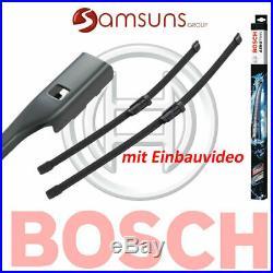Bosch Aerotwin Scheibenwischer Wischerblätter A297S A4 A5 A7 Q3 Q5 600mm / 500mm