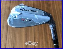 Brand New! TaylorMade RSI1 Iron Set 5-PW+AW RH REAX 65 Reg Flex Golf Club