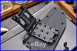 CFK Handmade VG10 Custom Tactical Combat Hunting Blade Knife & Kydex Sheath Set