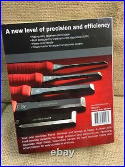 CLEARANCE LOT HULTAFORS EDC JAPANESE STEEL BLADES WOOD CHISELS 6 TO 32 mm & SET