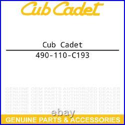 CUB CADET 490-110-C193 High Lift Blade Set S Center Hole XT1 ZT1 ZT2 50 Decks