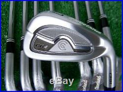 Cleveland Golf CG4 Tour CMM Iron Set 3-PW Steel X Stiff Flex Shaft Irons NEW RH