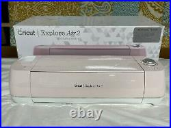 Cricut Explore Air 2 + Bonus Items + Deep Cut Blade, Tool Set, Felt, 12x24 Mat