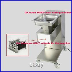 Cutting for 2.550MM Machine Cutter Meat Blade Slicer QE Set Model 500KG One