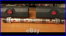 Disney Star Wars Galaxys Edge Darth Maul Legacy Lightsabers Set With Blades (2)