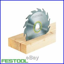 Festool 496301 496302 491952. Ts55 Plunge Saw Triple Blade Set 160mm