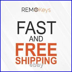 Flip Blade Key Set 240 Blades for XHorse & KeyDIY Remotes (GTL) / Flip Key