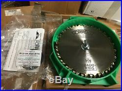 Forrest DK10244 Dado King 10 Dado Blade Set 1 Bore, 24 teeth, 29/32 Kerf NEW