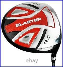Golf Club Set For Men 13 Pieces Right Handed Nitro Titanium Complete Clubs W Bag