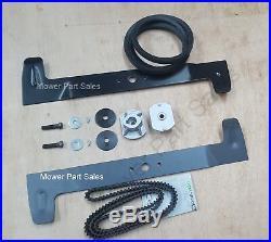 Honda Blades Timing Engine Deck Belt Kit Set HF2213, HF2415, HF2417, HF2216 HME