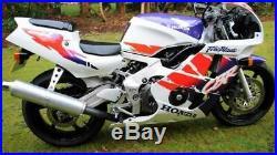 Honda Cbr400rr Baby Blade Restoration Decal Set 1993