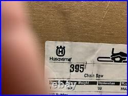Husqvarna 395 XP (powerhead)