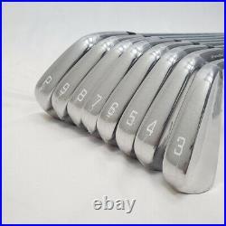 Irons Set Golf Forged 8PCS MP20 Irons Professional blade back iron Golf