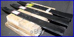 Jacobsen HR511 Lawnmower Blade Set Oregon 91-363 91-364 7 Mower Blade Set