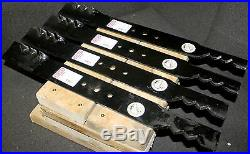 Jacobsen HR511 Lawnmower Gator Blade Set Oregon 96-696 96-795 7 Mower Blade Set