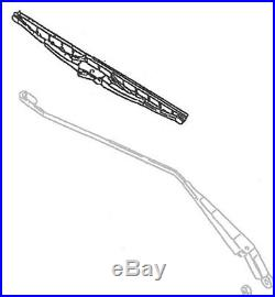 Land Rover Range Rover Classic 1987-1995 Front Wiper Blade Set Of 2 # Dkc100920