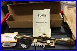 Lie Nielsen No. 66 Bronze beading tool and blade set NIB