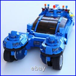 MOC-19961 Blade Runner Spinner Cars Building Block Toys Sets Gift for Kids