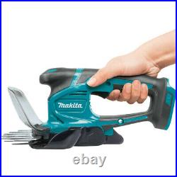 Makita XMU04ZX 18V LXT Li-Ion Grass Shear with Hedge Trimmer Blade (Tool Only) New