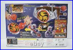 Masked Kamen Rider Hibiki DX Ongeki Bou Belt Buckle Drumsticks Set Japanese Ver