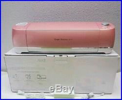 Metallic Pink Cricut Explore Air 2 Smart Cutting Machine with New Blade Set & Mat