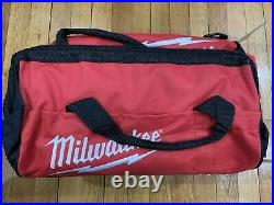 Milwaukee 2719-21 M18 Fuel Hackzall Reciprocating Saw Kit Set W 5.0 Battery Bag