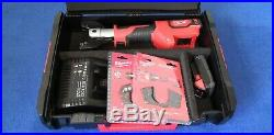 Milwaukee M18 HCC Cu Al Set Battery Cable Cutter Cable Cutter 2 SET of BLADE NEW