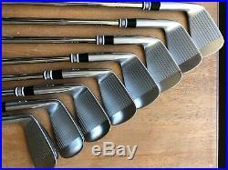 Miura Baby Blades 3-PW Custom Iron Set