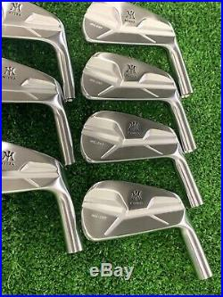Miura MC-501 Chrome Forged Iron Set 4-PW Choose Your Shaft Certified Dealer