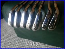 Mizuno KZG combo Forged Blade Iron set 4-PW, KBS C taper Shafts, UTX Grip NEW