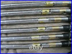 Mizuno MP32 Forged Blade Iron Set 5-P DG SL S300 stiff steel shafts NEW GRIPS