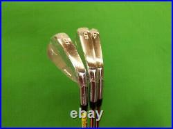 Mizuno MP-18 Partial Iron Set 4 / 5 / 6 Irons Dynamic Gold XStiff Shafts RH